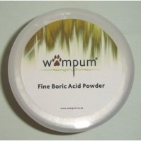 Fine Boric Acid Powder 200g Wampum