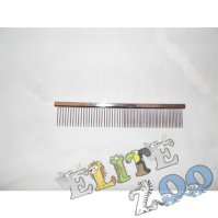 Metal comb for detangling 19.5 cm L Pet Product